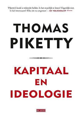 Thomas Piketty, Kapitaal en ideologie (De Geus 2020), 1136 blz.