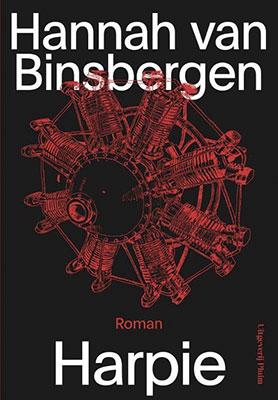 Hannah van Binsbergen, Harpie (Pluim 2020), 175 blz.
