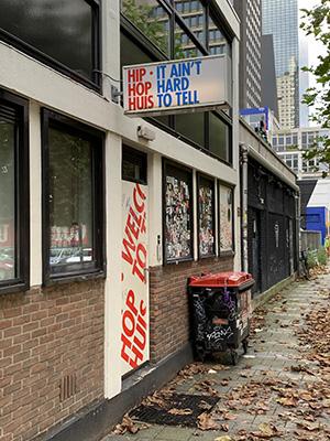 Het HipHopHuis en de Cultuurnota 2021-2024: Cultuur voor iedereen? | Caterine Baeten