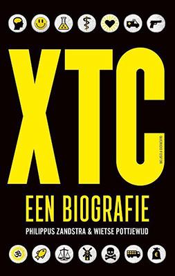 Philippus Zandstra en Wietse Pottjewijd, XTC: een biografie (Querido Fosfor 2020), 304 blz.