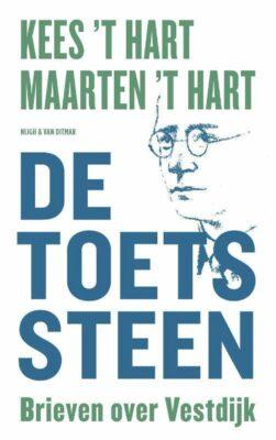 Kees 't Hart & Maarten 't Hart, De toetssteen: brieven over Vestdijk (Nijgh & Van Ditmar 2021), 272 blz.